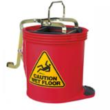 Oates Bucket Mop Contractor 16Lt (Red)